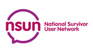 National Survivors Users Network Logo